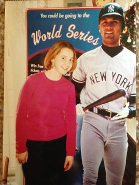 Derek Jeter, a part of the family since 1996.